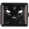 vom Hofe Cigarette Case Black Cat
