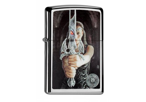 Aansteker Zippo Anne Stokes Collection