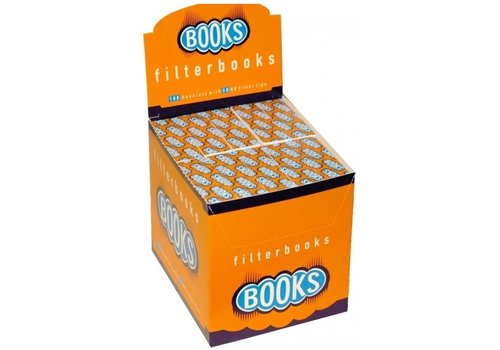 Books Filter Tips Box