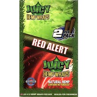 Display Juicy Jays Hemp Wraps Red Alert