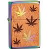 Zippo Aansteker Zippo Cannabis Woodchuck Emblem