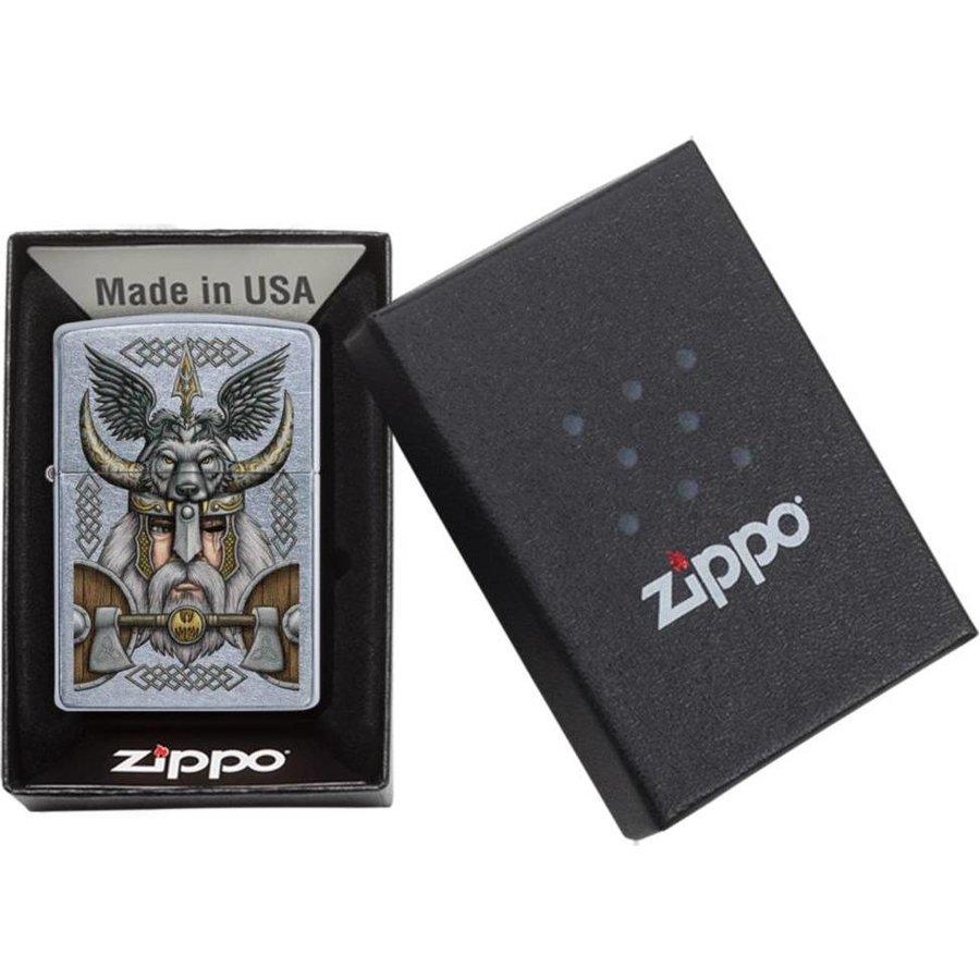 Aansteker Zippo Viking Odin