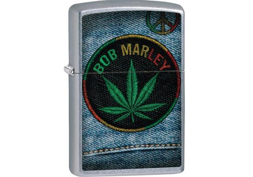 Lighter Zippo Bob Marley Jeans