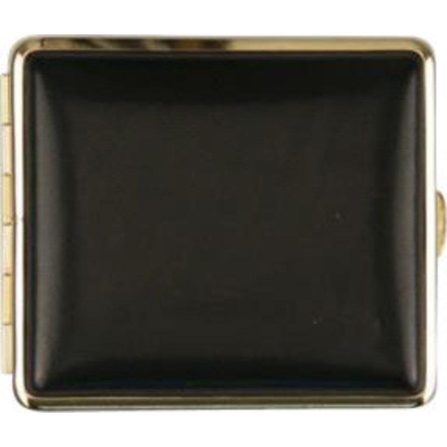 Sigarettenkoker Leather Black/Gold