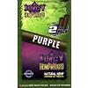 Juicy Jay's Display Juicy Jays Hemp Wraps Purple