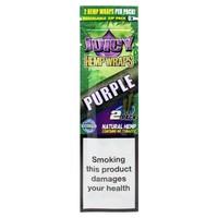 Juicy Jays Hemp Wraps Purple