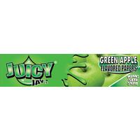 Juicy Jay's Green Apple Kingsize Slim Rolling Paper