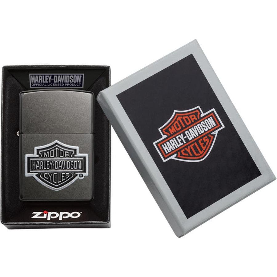 Lighter Zippo Harley Davidson Emblem