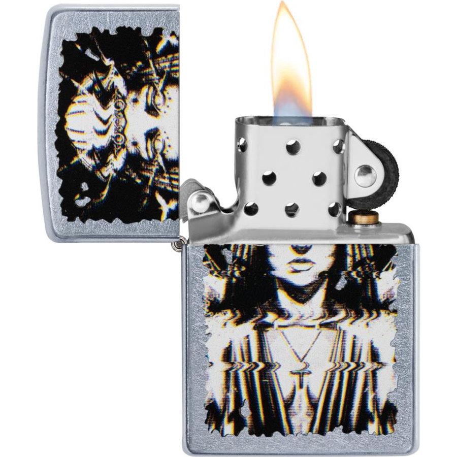 Aansteker Zippo Ghost Woman Design