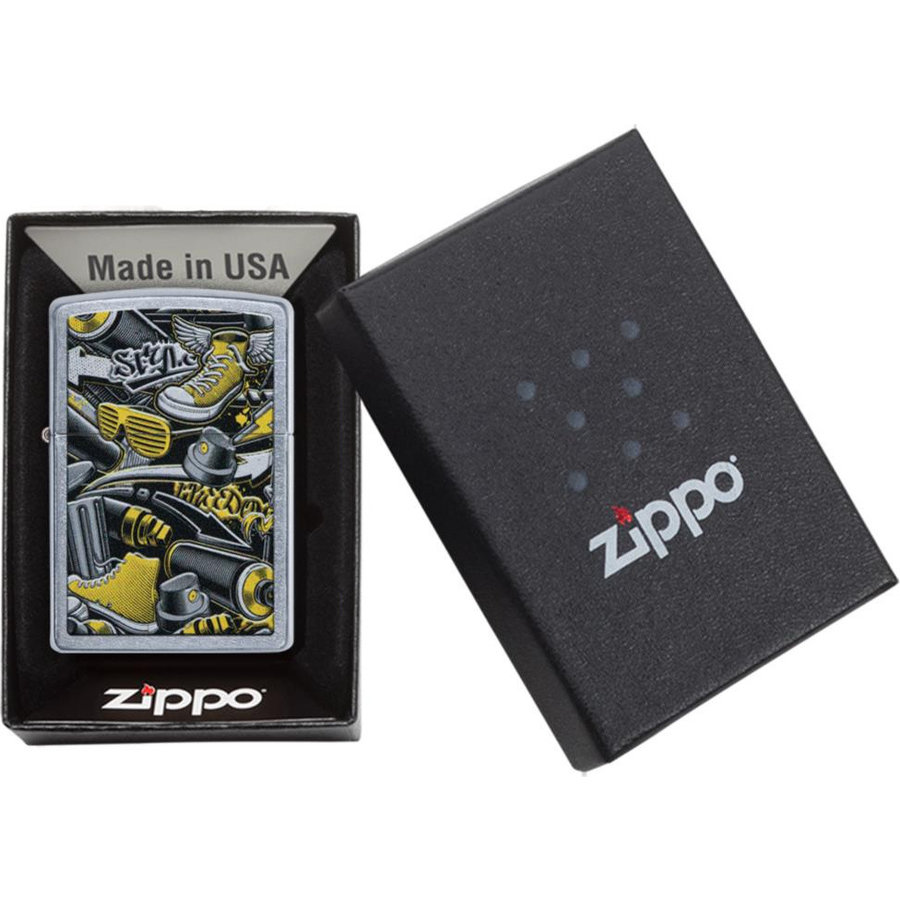 Aansteker Zippo Graffiti Design