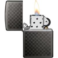 Lighter Zippo Grey Dusk Chess