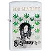 Zippo Aansteker Zippo Bob Marley Multi Leaves