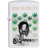 Aansteker Zippo Bob Marley Multi Leaves