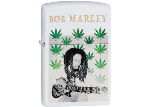 Lighter Zippo Bob Marley Multi Leaves