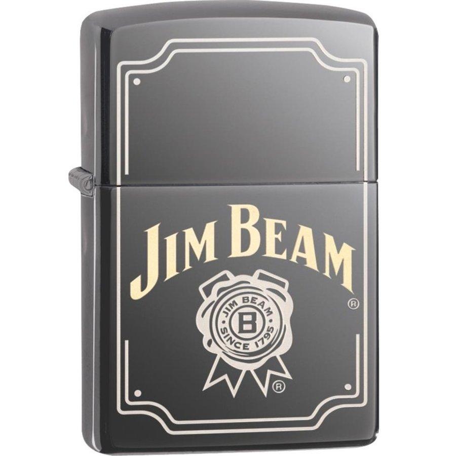 Aansteker Zippo Jim Beam Logo