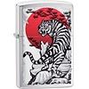 Zippo Aansteker Zippo Japan Tiger