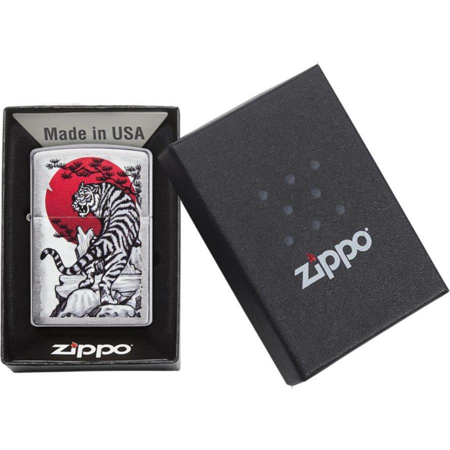 Lighter Zippo Japan Tiger
