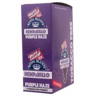 Display Hemparillo Hemp Wraps Purple Haze