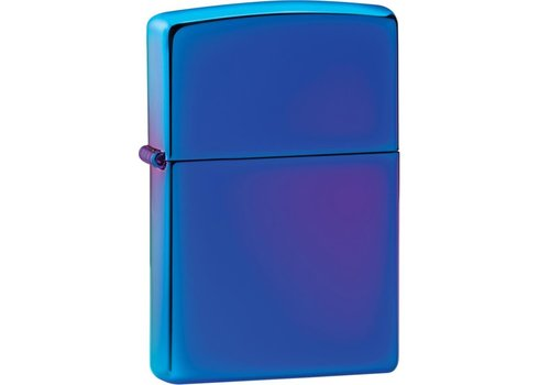 Lighter Zippo Indigo High Polished