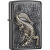 Zippo Aansteker Zippo Golden Crocodile Emblem