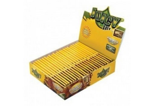 Juicy Jay's Pineapple Kingsize Slim Vloei Box