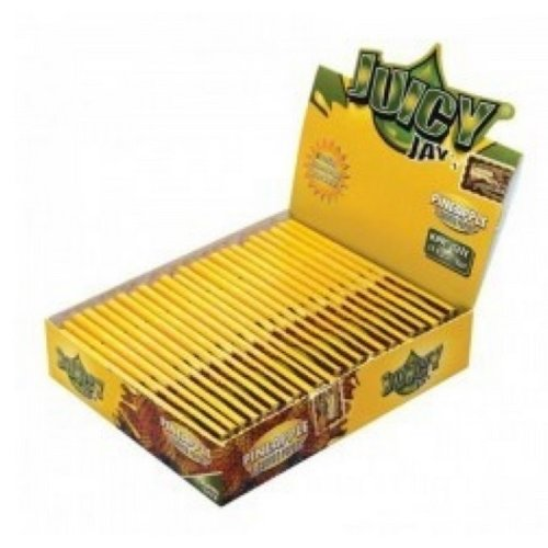 Juicy Jay's Pineapple Kingsize Slim Vloei Box