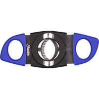 Sigarenknipper Passatore Rubberized Black/Blue