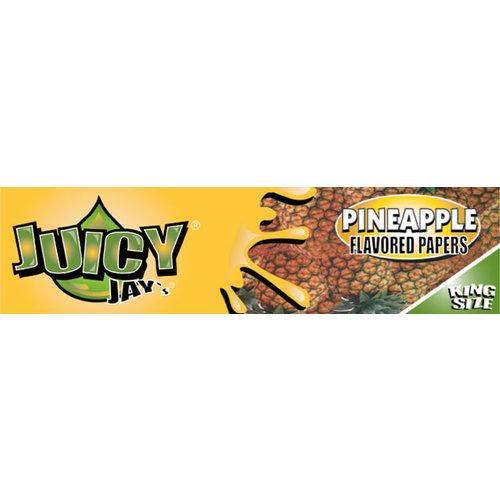 Juicy Jay's Pineapple Kingsize Slim Vloei