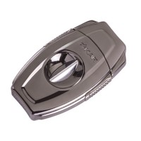 Sigarenknipper Xikar VX2 V-Cutter Gunmetal