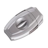 Sigarenknipper Xikar VX2 V-Cutter Silver