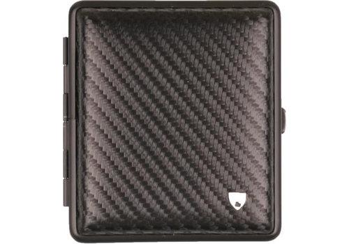 Sigarettenkoker Leather Carbon Black