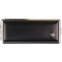 Cigarette Case Leather Black (8)