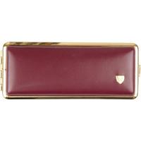 Cigarette Case Leather Bordeaux (8)