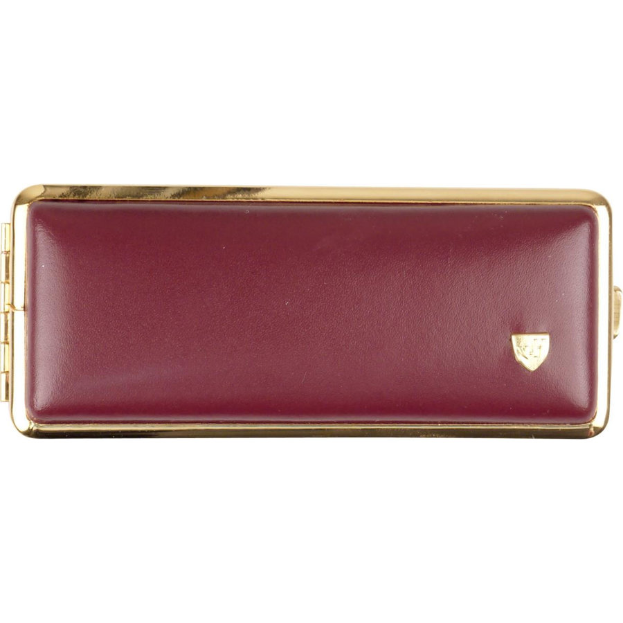 Sigarettenkoker Leather Bordeaux (8)