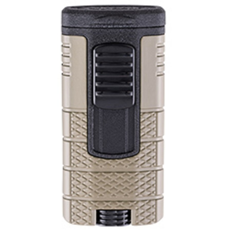 Lighter Xikar Tactical Triple Tan/Black
