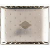 vom Hofe Cigarette Case Chrome Stars