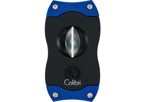 Cigar Cutter Colibri V-Cut Blue