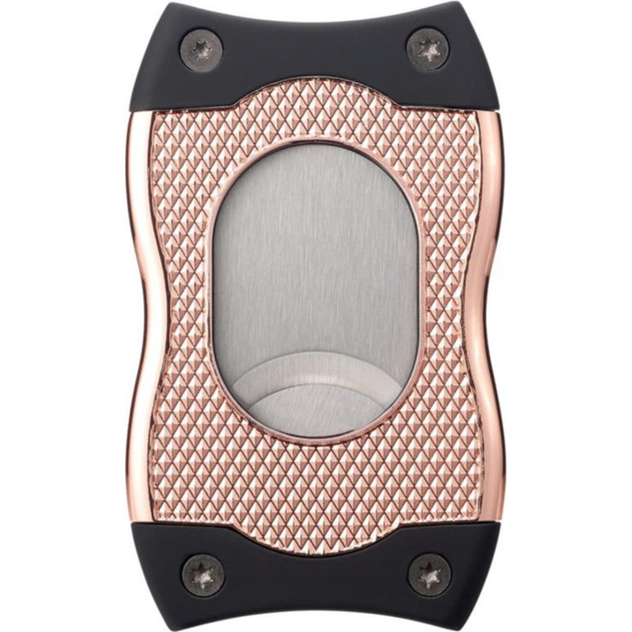 Cigar Cutter Colibri SV-Cut Rosegold/Black