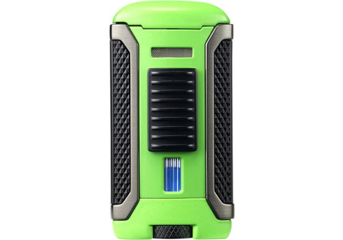Lighter Colibri Apex Green