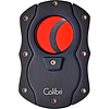 Colibri Cigar Cutter Colibri Cut Black with Red Blades