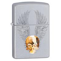 Lighter Zippo Golden Skull