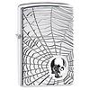 Zippo Lighter Zippo Armor Case Spider Web