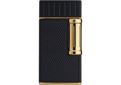 Lighter Colibri Julius Black Gold