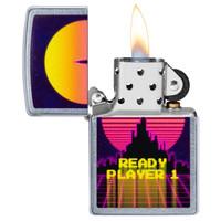 Lighter Zippo Ready Player 1