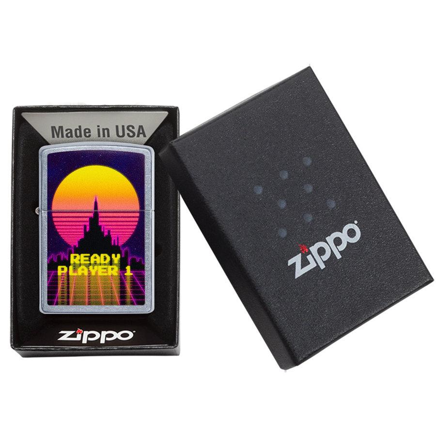Aansteker Zippo Ready Player 1