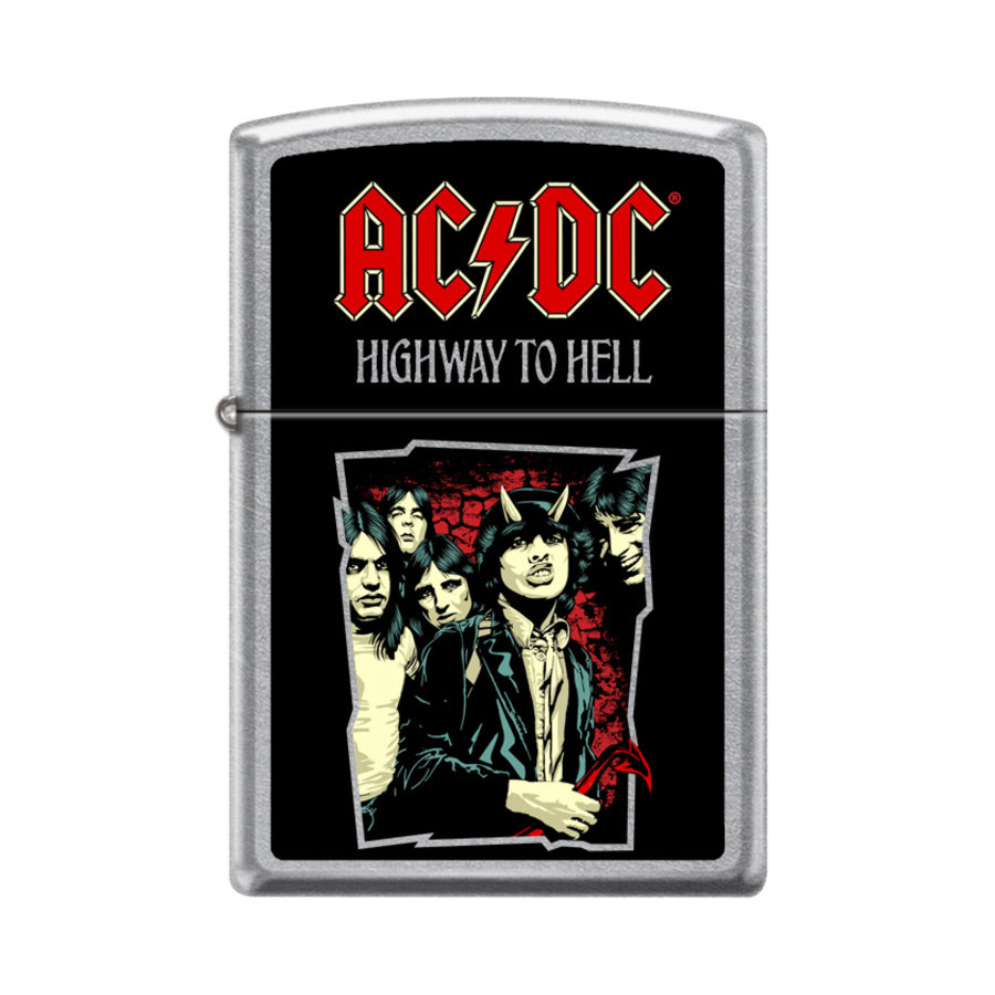 Lighter Zippo AC/DC Highway to Hell
