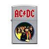 Zippo Lighter Zippo AC/DC Group Round