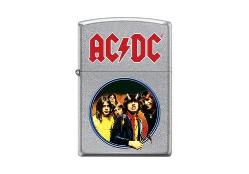 Aansteker Zippo AC/DC Group Round