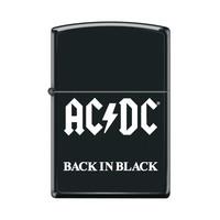 Lighter Zippo AC/DC Back in Black