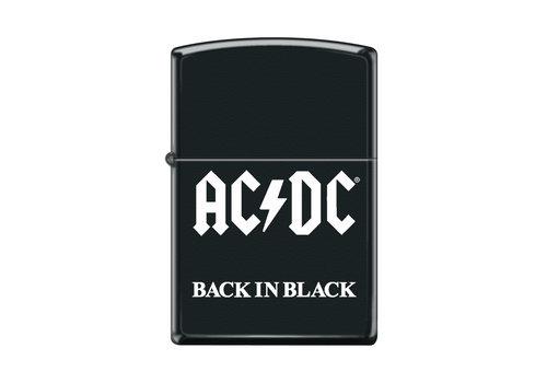 Aansteker Zippo AC/DC Back in Black